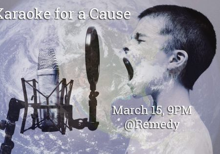 karaoke-for-a-cause